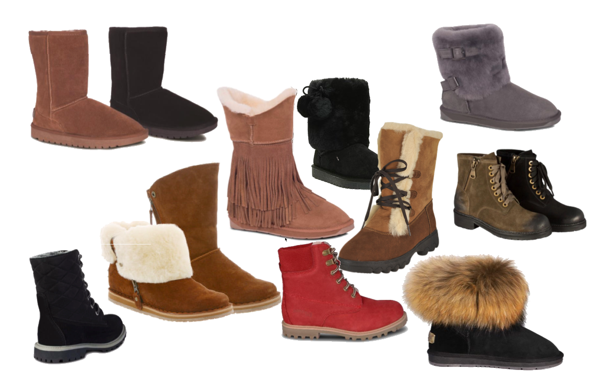 Sheepskin Boot collection 2019