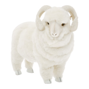 Sheepskin RAMs - color White - Size: XS, S, M, L, XL, XXL