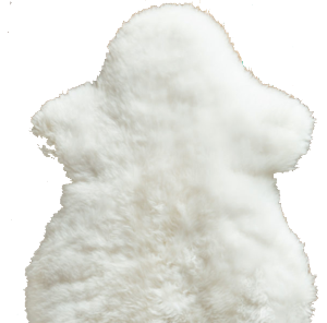 Sheepskin Pelts - Size: Single, Duo (Runner or Side-by-Side), Quatro, 6x, 8x, 10x